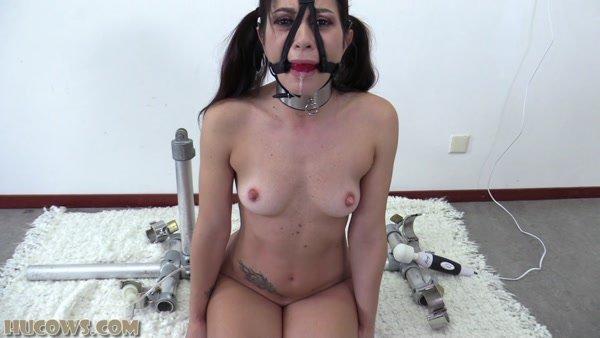Valentina Bianco - Bondage and Milk Machine - Plugged and Milked (2020 / FullHD 1080p)