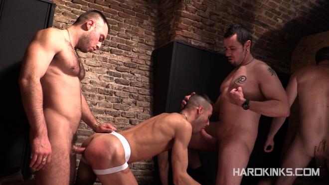 HardKinks - RecParty - Macanao & Alberto Martin