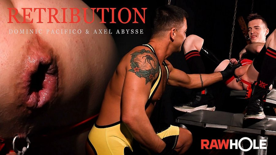 RawHole - Dominic Pacifico & Axel Abysse - Retribution