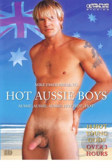 Alphamale - Hot Aussie Boys