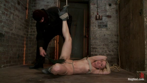 Ash Hollywood - BDSM, Bondage and Domination - Part 1 (HD 720p)