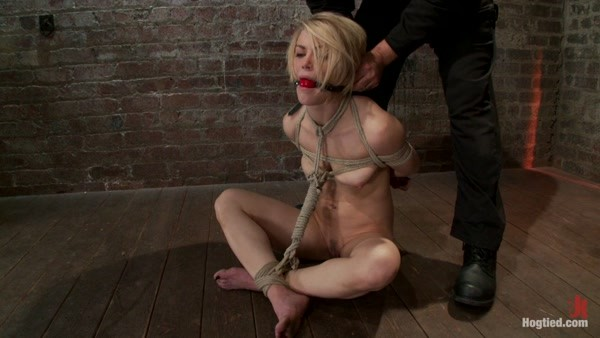 Ash Hollywood - BDSM, Bondage and Domination - Part 2 (HD 720p)
