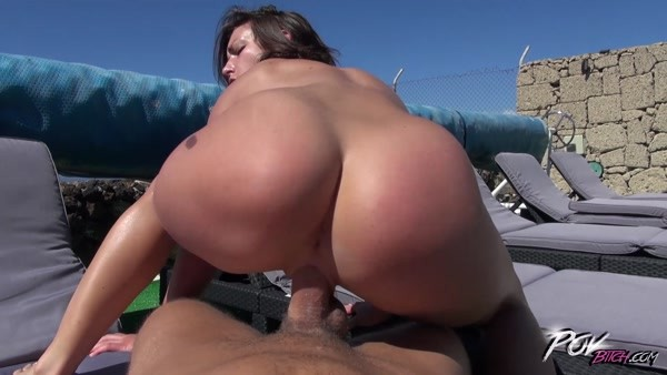 Alexis Cherry - POV Fuck Beauty - Skinny Dipping (FullHD 1080p)