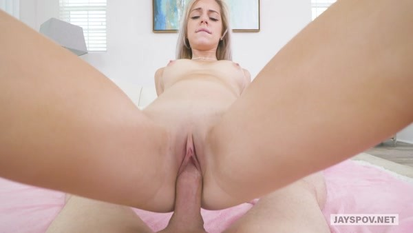 Allie Nicole - POV Fuck and Creampie - Nympho Newcomer Allie Nicole Is A Preacher's Daughter Breaking Into Porn (FullHD 1080p)