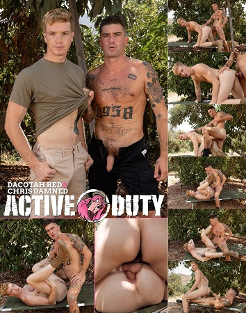 ActiveDuty - Dacotah Red Takes Chris Damned
