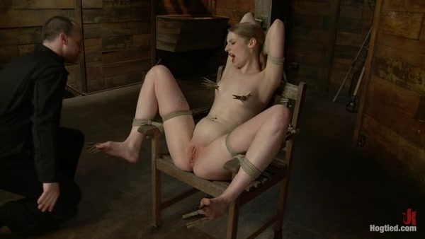 Ela Darling - BDSM, Bondage and Domination (HD 720p)