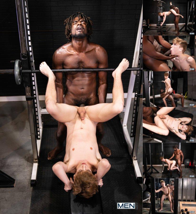 MEN - Devin Trez & Tannor Reed - Plexigl-ASS Gym