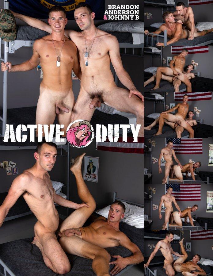 ActiveDuty - Johnny Dominates Brandon Anderson
