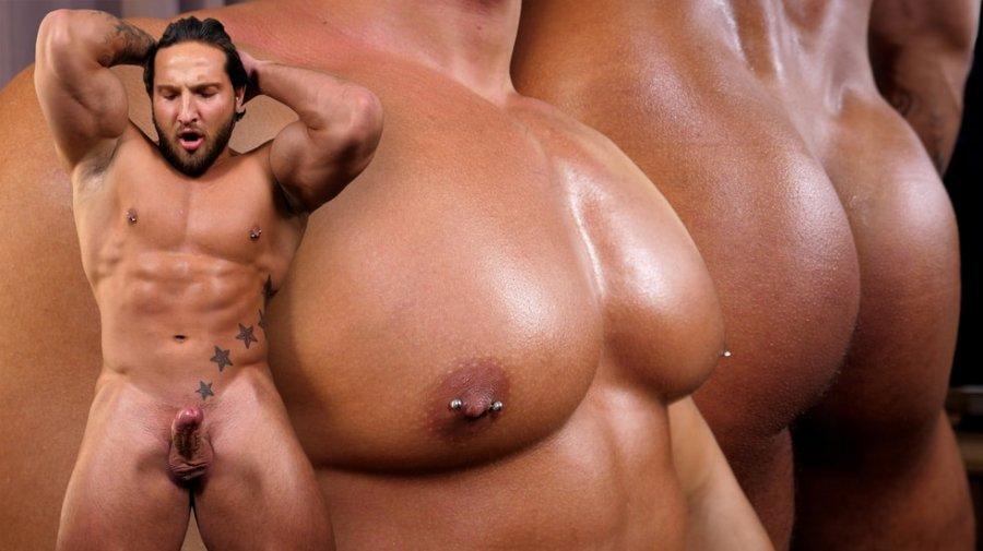 TheGuySite - Naked Russian Body Builder Daniil