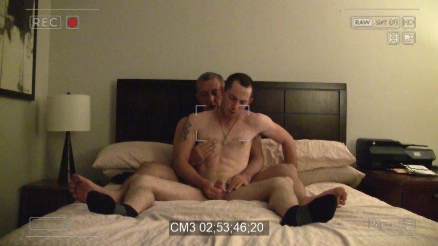 RaunchyBastards - Clay &Toby Springs - Barebacking A Bubble Butt Rentboy