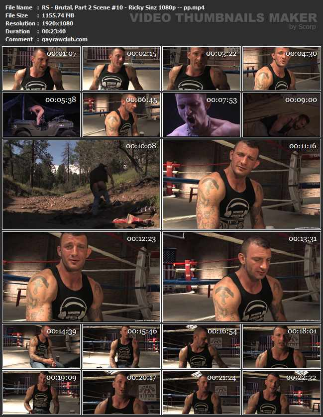 RS - Brutal, Part 2 Scene #10 - Ricky Sinz 1080p