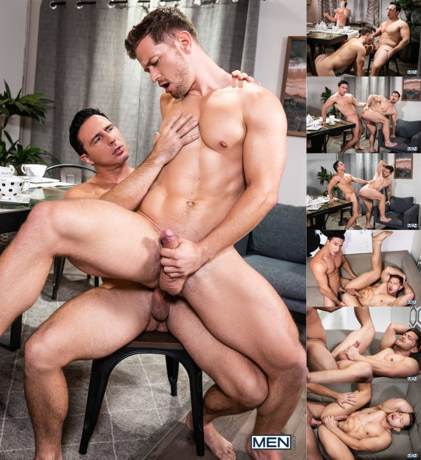 MEN - Johnny Donovan & Reese Rideout - Big Daddy Tea Party