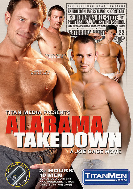 TitanMen - Alabama Takedown