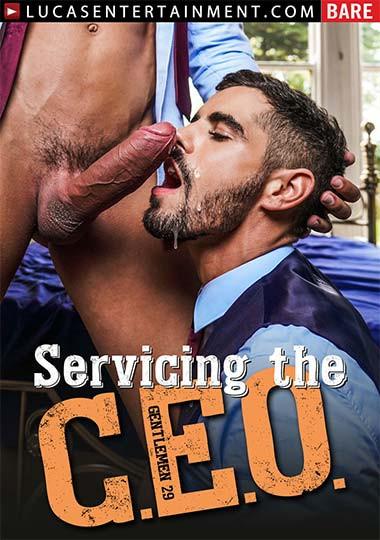 Lucas Entertainment - Gentlemen 29 - Servicing The Ceo