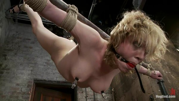 Lily LaBeau - BDSM / Bondage - Former runway and fashion model is back & helpless Powerful orgasms are ripped from her sexy pussy (HD 720p)