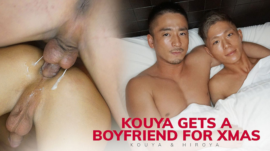 JapanBoyz - Kouya Gets a Boyfriend for Xmas (Hiroya)