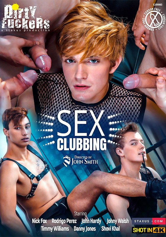Staxus - Dirty Fuckers - Sex Clubbing