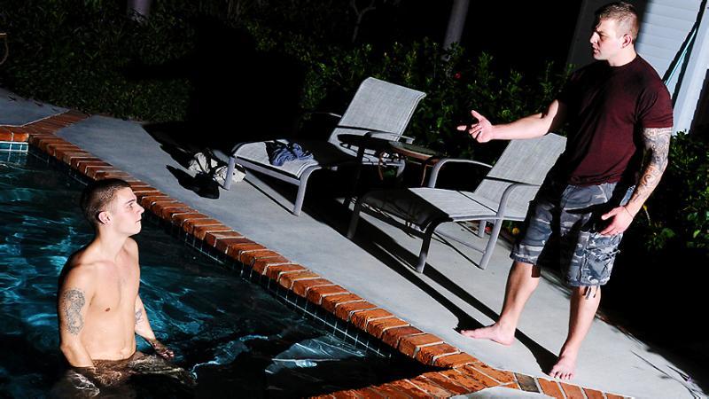 MEN - Drill My Hole - Midnight Swim - Colby Jansen & Trent Ferris 720p