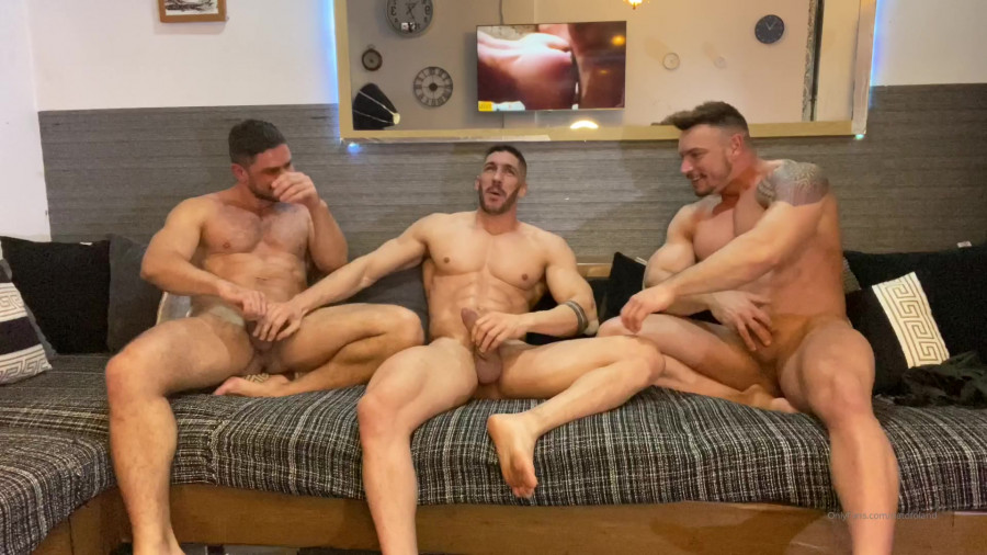 OnlyFans - Dato Foland and Lucas y Luis XL (fit muscle)