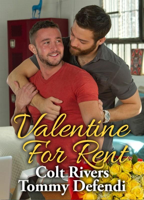 MEN - Valentine For Rent BTS - Colt Rivers & Tommy Defendi