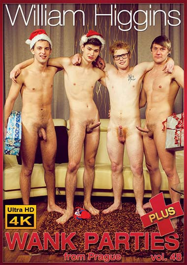 WilliamHiggins - Wank Parties Plus From Prague 48