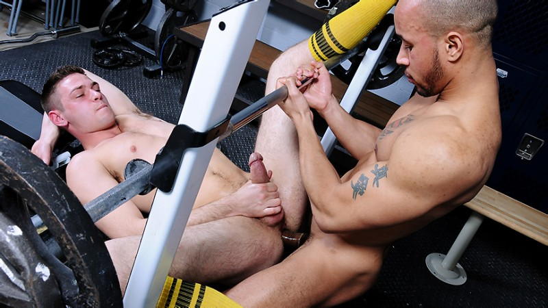 MEN - Duncan Black & Lawson Kane - The Personal Trainer