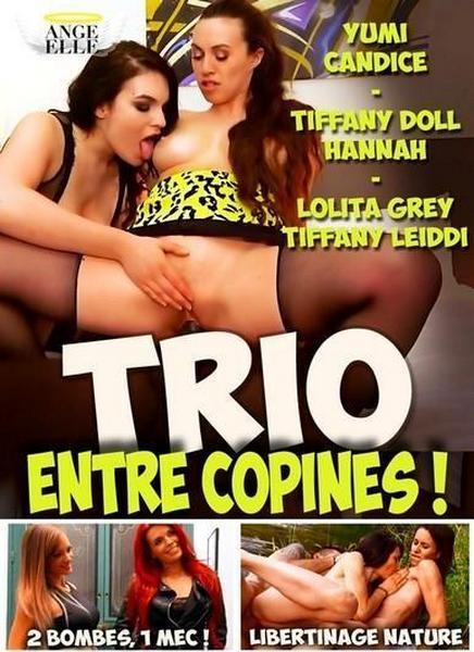 Trio Entre Copines (Year 2020 / HD Rip 720p)