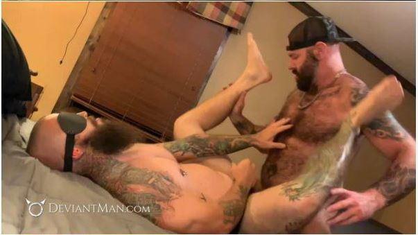 DeviantMan - Luke Harrington & Levi Garrett