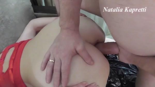 Natalia Kapretti - We fucked dirty ass, pissed on slut (FullHD 1080p)