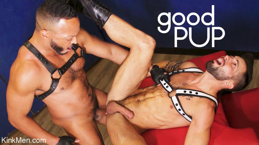 KinkMen - Dillon Diaz and Casey Everett Good Pup