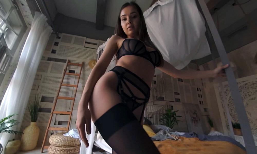 Sheer Sexy Schoolgirl, LoriQ, Jan 23, 2021, 3d vr porno, HQ 2900
