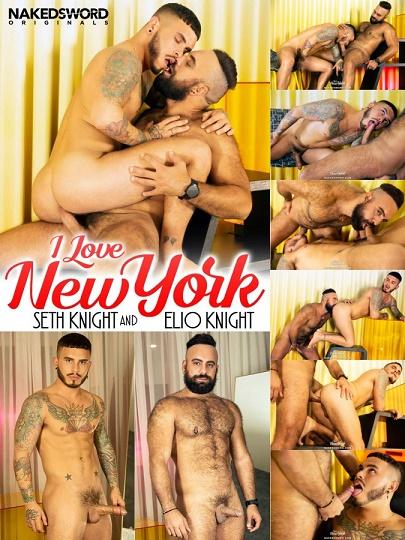 NakedSword - I Love New York - Elio Knight & Seth Knight