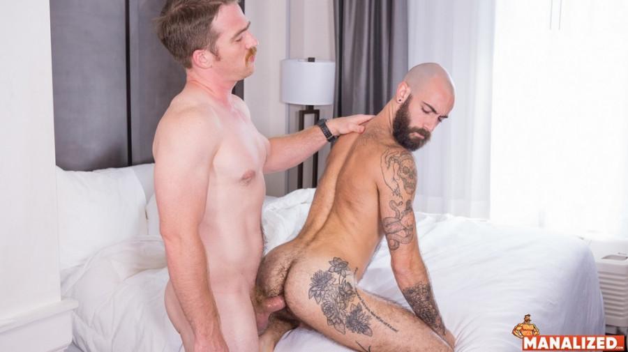 Manalized - Nate Stetson & Stephen Harte - Big Hairy Bareback