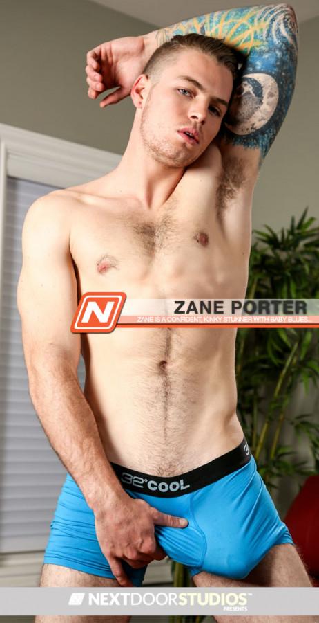 NextDoorMale - Zane Porter 1080p