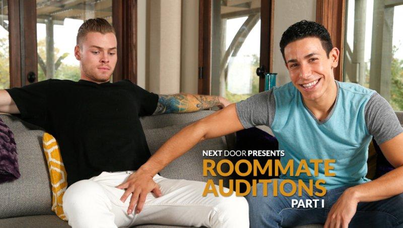 NextDoorOriginals - Roommate Auditions Part 1 - Zane Porter & Orlando Fox 1080p