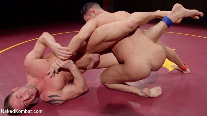 Jason Styles vs. Josh Conners: Tall beefy studs slam on the mat