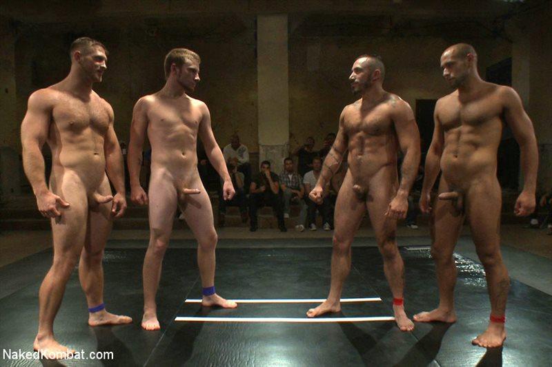 Paul Wagner & Sebastian Keys vs Leo Forte & Alessio Romero - Live Audience Tag Team Match