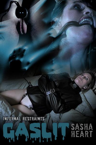 Sasha Heart - BDSM, Bondage and Torture - Gaslit (HD 720p)