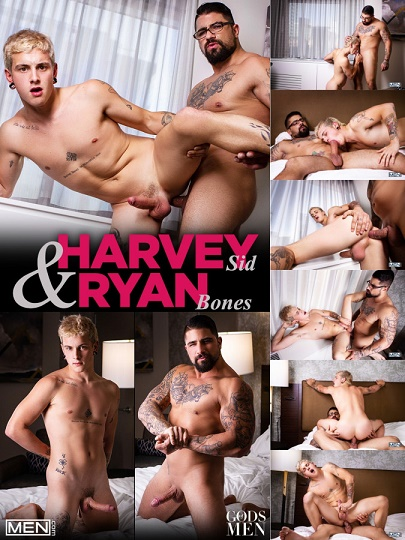 MEN - Ryan Bones & Harvey Sid - Harvey & Ryan
