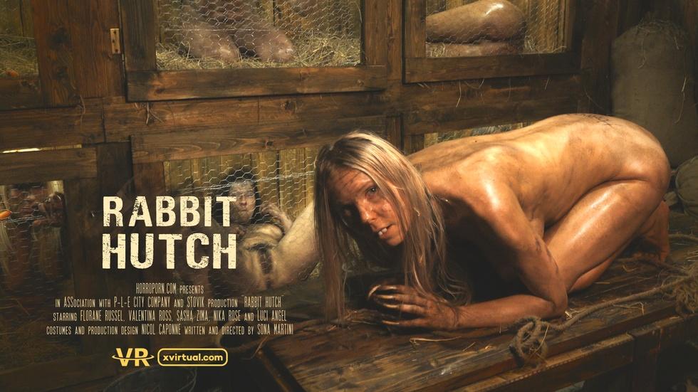 Rabbit Hutch, Florane Russell, Valentina Ross, Sasha Zima, Luci Angel, 3d vr porno, HQ 2880