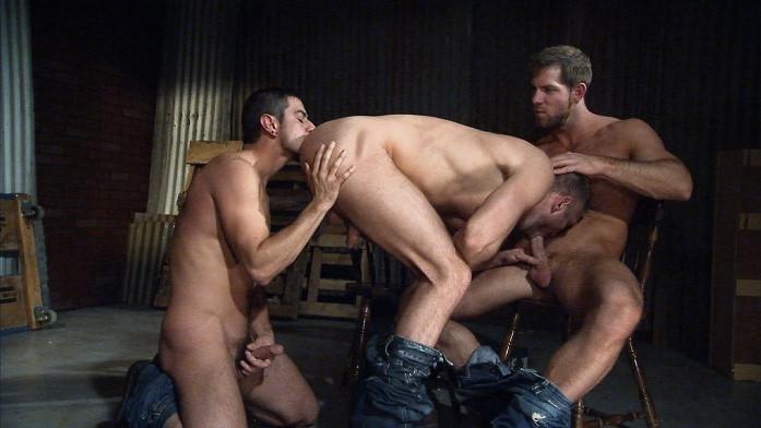 TitanMen - Warehouse - Dean Flynn, Dominic Sol & Rick Van Sant