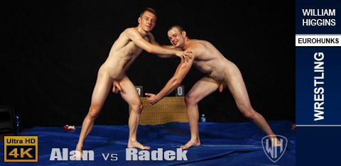 WH - Alan Bulka vs Radek Cerveny - WRESTLING