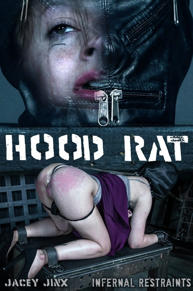 Hood Rat, Jacey Jinx - BDSM and Torture - Jacey tries out hoods (HD 720p)