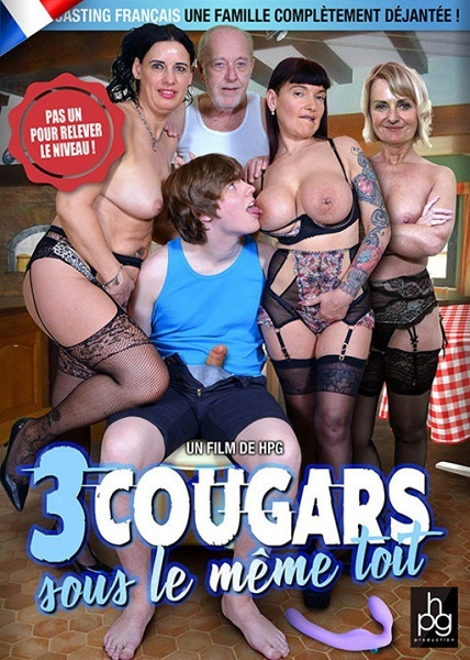 3 cougars sous le m?me toit / Three whores under one roof (Year 2020 / HD Rip 720p)