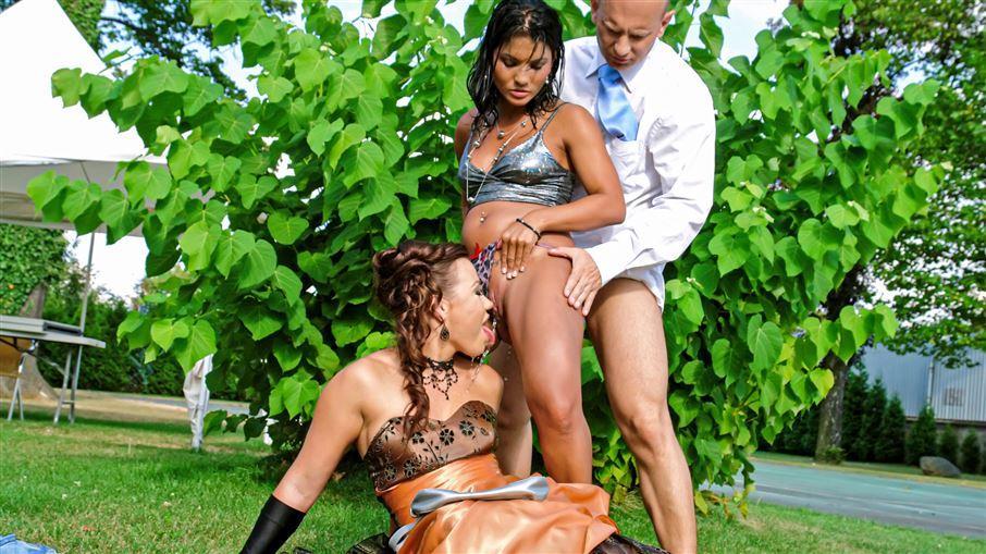 Castle Orgy Affairs