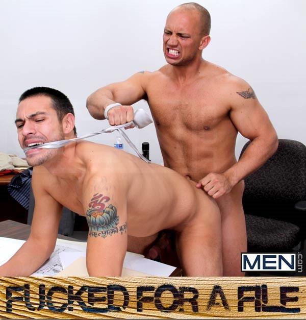 MEN - DrillMyHole - Fucked For A File - John Magnum & Emanuel Brazzo