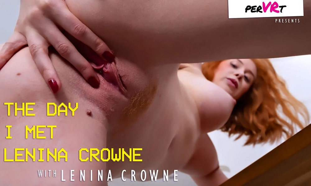 The Day I Met Lenina Crowne, Lenina Crowne, Mar 05, 2021, 3d vr porno, HQ 2880