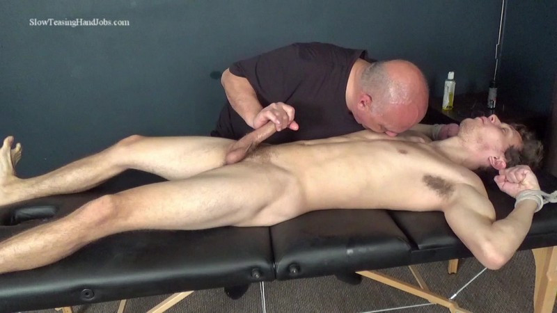 SlowTeasingHandJobs - Tormenting Zach by the Head