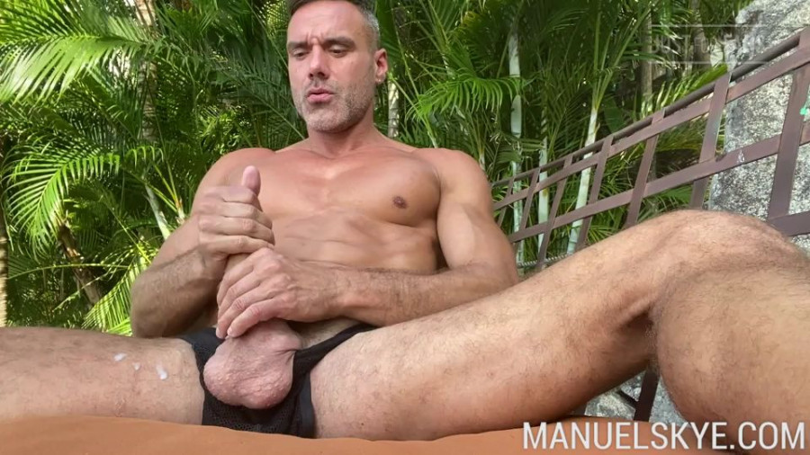 OnlyFans - Manuel Skye - Wait for it SoloSunday