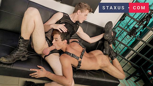 Staxus - Sex Clubbing Sc 1 - Nick Fox & Rodrigo Perez
